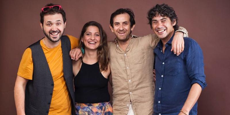 Balaïo , groupe de musique Musiques du monde en représentation à Hérault - photo de couverture n° 3