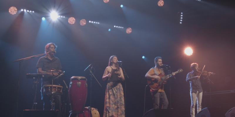 Balaïo , groupe de musique Musiques du monde en représentation à Hérault - photo de couverture n° 1
