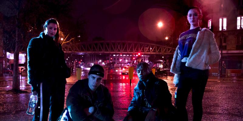 JUMOTS, musicien Rap en représentation - photo de couverture n° 2