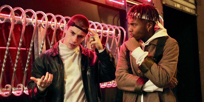 JUMOTS, musicien Rap en représentation - photo de couverture n° 1