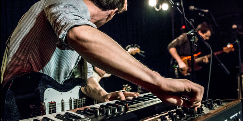 SY RICHARD, groupe de musique Rock en représentation à Hérault - photo de couverture n° 1
