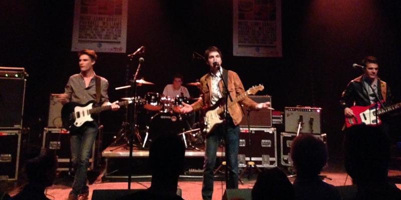 SY RICHARD, groupe de musique Rock en représentation à Hérault - photo de couverture n° 2