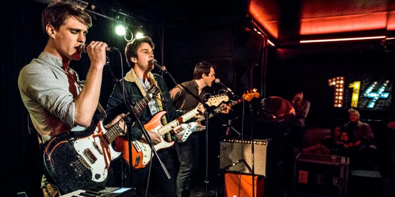 SY RICHARD, groupe de musique Rock en représentation à Hérault - photo de couverture n° 3