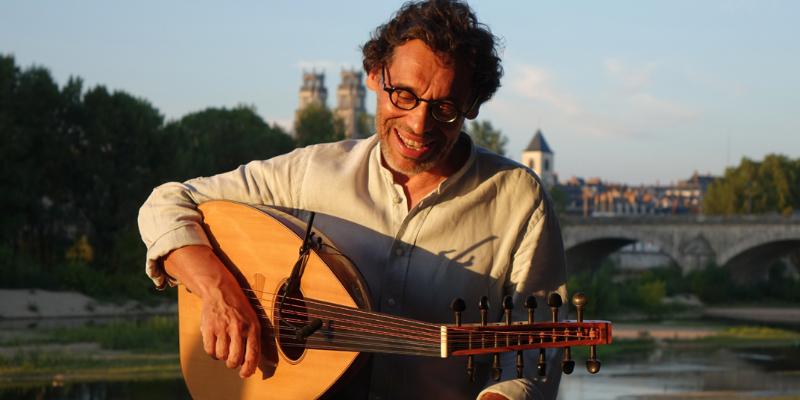 François rascal, groupe de musique Chanteur en représentation à Loiret - photo de couverture n° 3