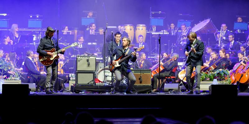 Les Creatles, groupe de musique Rock en représentation à Savoie - photo de couverture n° 1