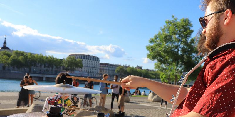 AstroBrass, groupe de musique Fanfare en représentation à Rhône - photo de couverture n° 2