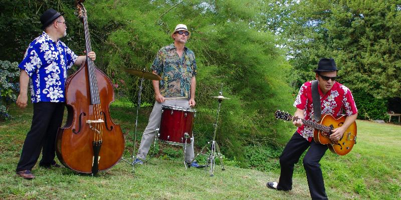 LOSCAR COMBO, groupe de musique Rock en représentation à Seine Maritime - photo de couverture n° 1