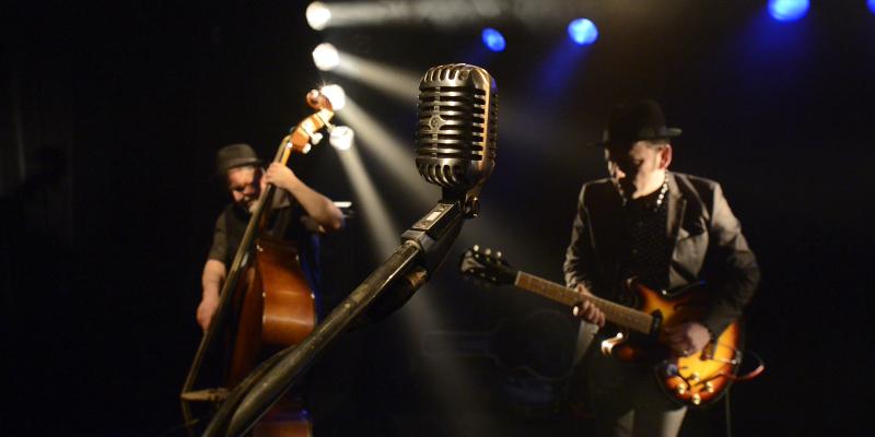 LOSCAR COMBO, groupe de musique Rock en représentation à Seine Maritime - photo de couverture n° 3