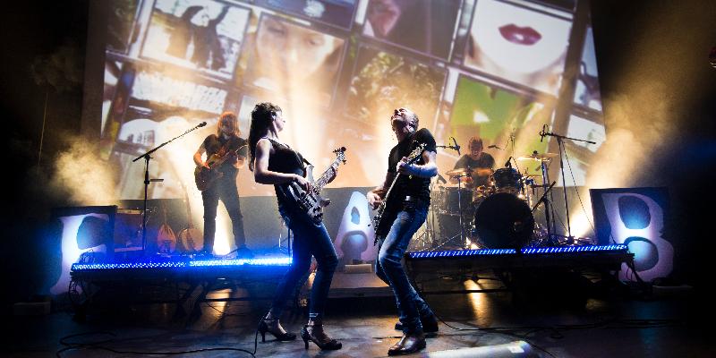FAB, musicien Rock en représentation à Ille et Vilaine - photo de couverture n° 1