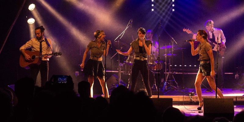 The red lips, groupe de musique Chanteur en représentation à Seine Saint Denis - photo de couverture n° 3