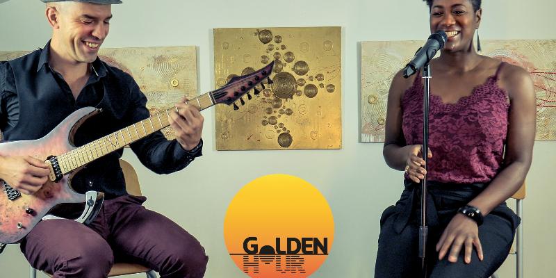 GOLDEN HOUR, musicien Soul en représentation à Isère - photo de couverture