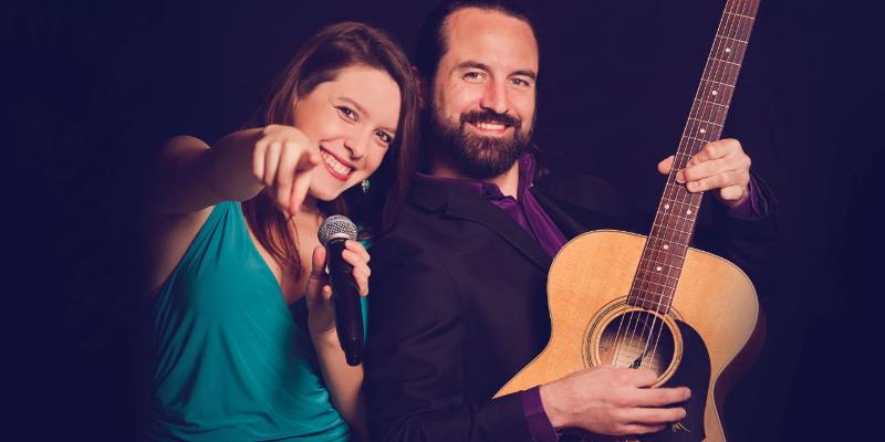 G&J Duo, musicien Chanteur en représentation à Savoie - photo de couverture