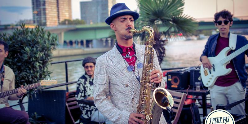 Benoit Marx-Ikonga, groupe de musique Soul en représentation à Haute Savoie - photo de couverture n° 1