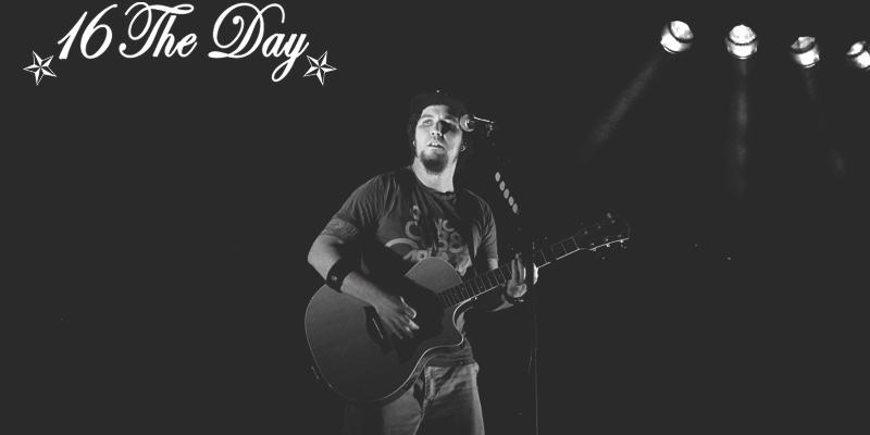 16 the day, musicien Chanteur en représentation à Jura - photo de couverture n° 1