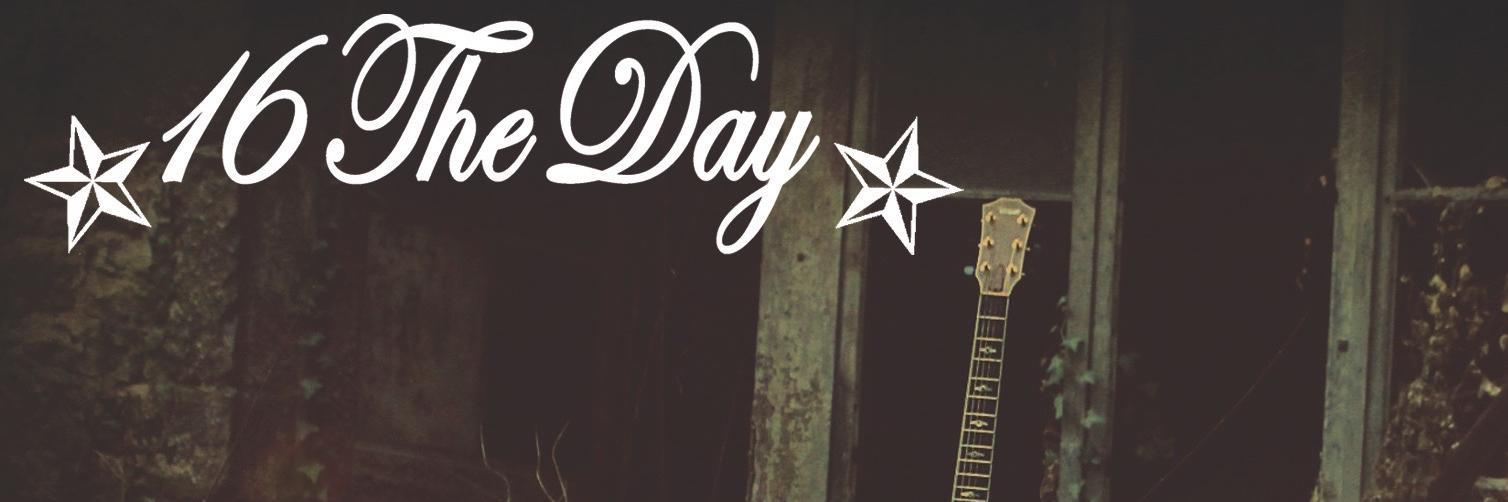 16 the day, musicien Chanteur en représentation à Jura - photo de couverture n° 5