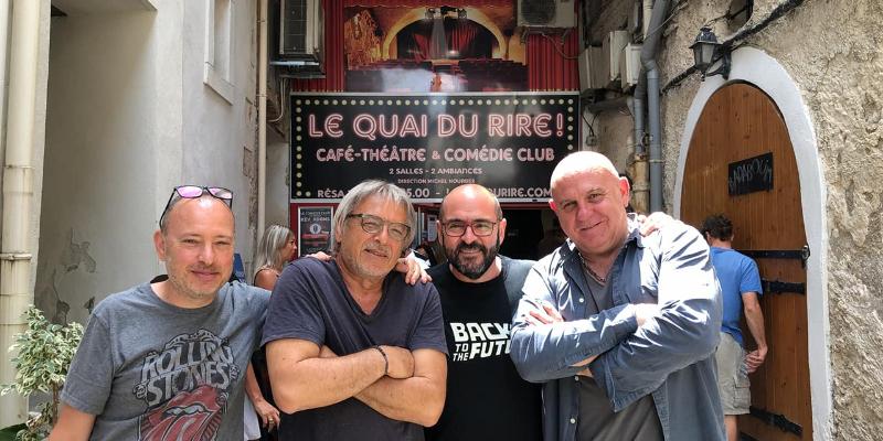 Olivier Pranger, groupe de musique Rock en représentation à Bouches du Rhône - photo de couverture n° 3
