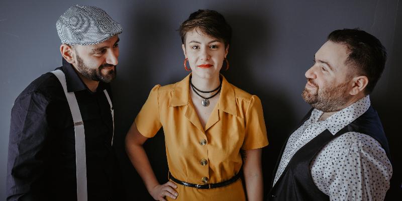 Acrobate Jazz Trio, groupe de musique Jazz en représentation à Puy de Dôme - photo de couverture n° 1