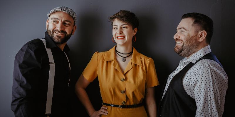 Acrobate Jazz Trio, groupe de musique Jazz en représentation à Puy de Dôme - photo de couverture n° 2