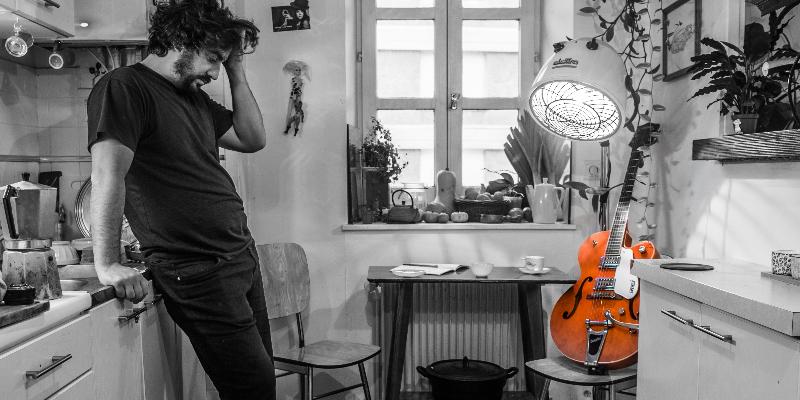 Novisce, musicien Chanteur en représentation à Doubs - photo de couverture