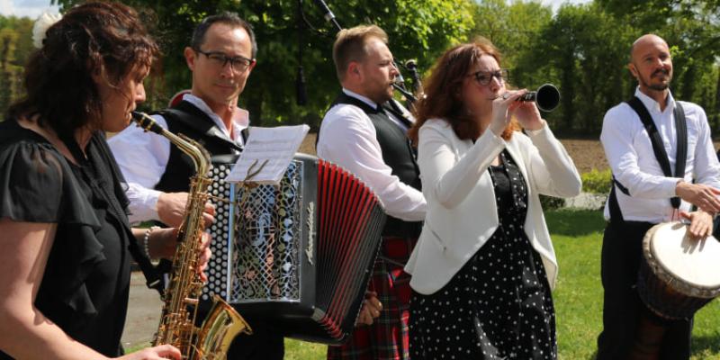 Panik Celtic, groupe de musique Musiques du monde en représentation à Ille et Vilaine - photo de couverture n° 3