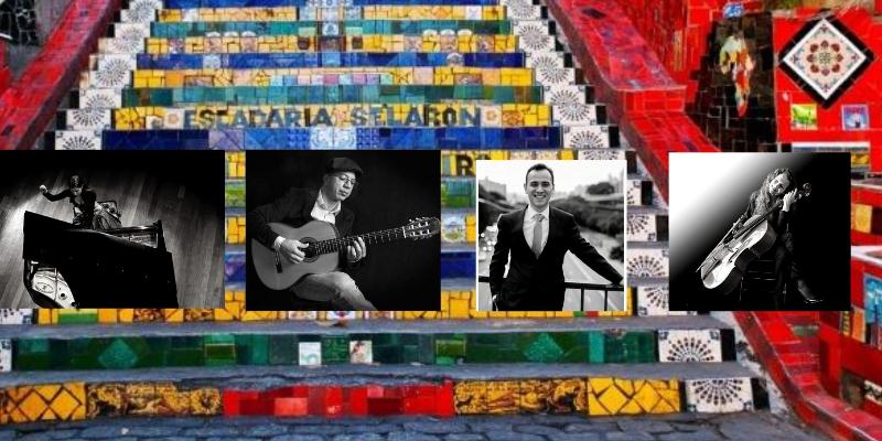 Café des Mus', groupe de musique Musiques du monde en représentation à Paris - photo de couverture n° 3