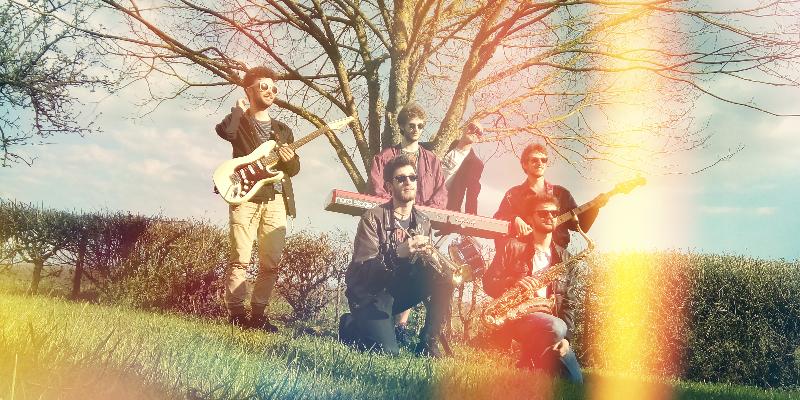 Chicoco, groupe de musique Soul en représentation - photo de couverture n° 1
