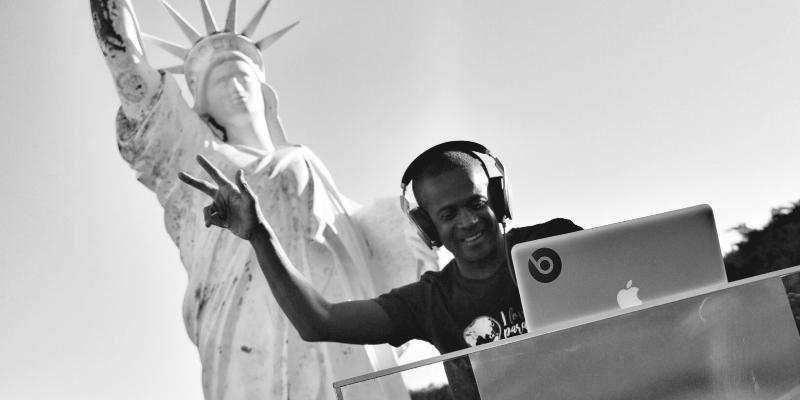 Kersley Ferdinand, DJ Dj en représentation à Alpes Maritimes - photo de couverture n° 3