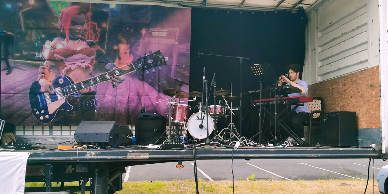 ULTRA NOVA LIVE MUSIC, musicien Latino en représentation à Loire Atlantique - photo de couverture n° 2