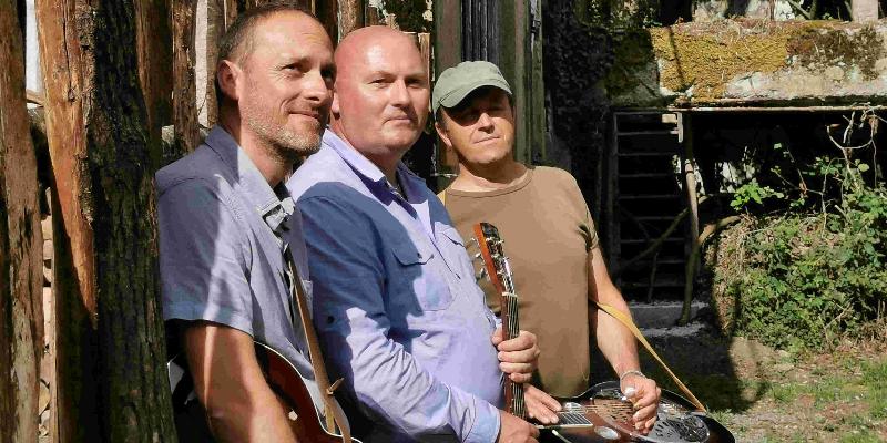 RockyGRASS, groupe de musique Acoustique en représentation à Loire Atlantique - photo de couverture