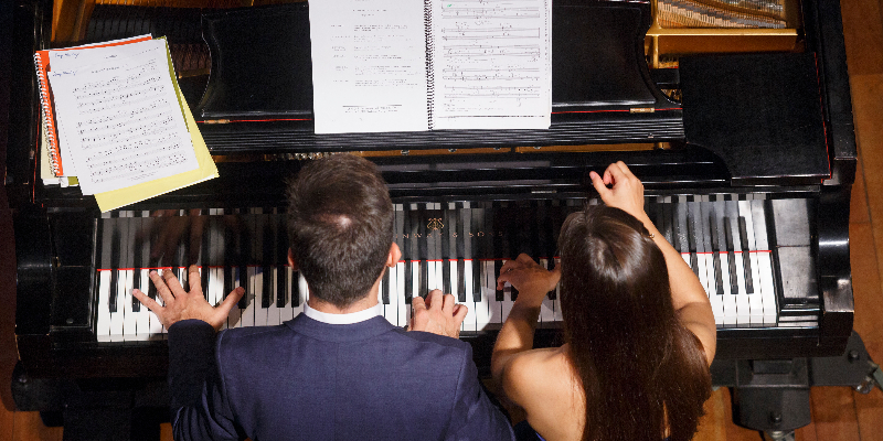 Duo Aurore, musicien Musiques du monde en représentation à Paris - photo de couverture n° 2