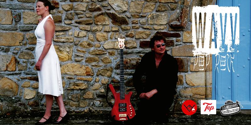 Wavv Will Aleksandra, musicien Rock en représentation à Ille et Vilaine - photo de couverture n° 1