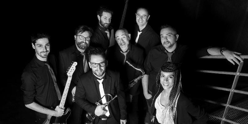 The Fine Allies, groupe de musique Soul en représentation à Dordogne - photo de couverture n° 1