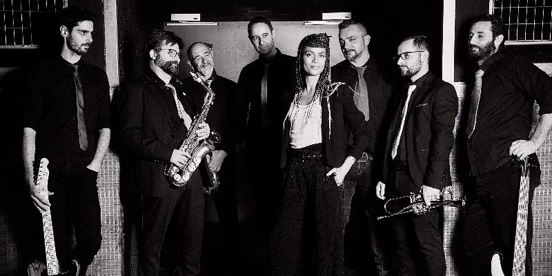 The Fine Allies, groupe de musique Soul en représentation à Dordogne - photo de couverture n° 2