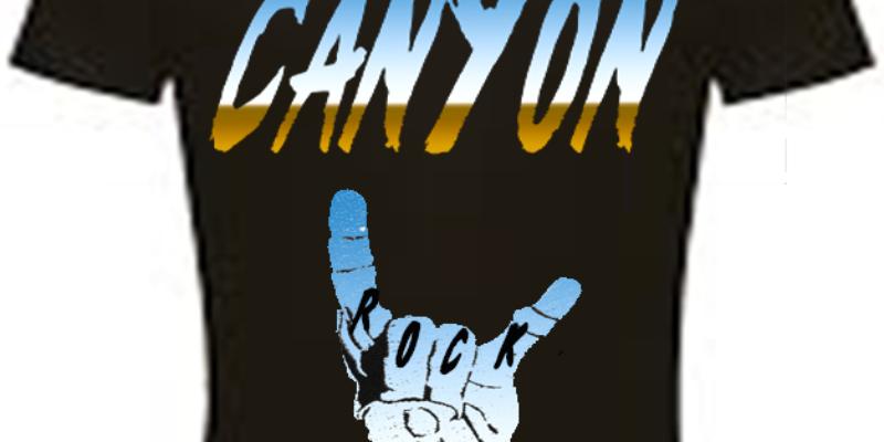 Canyon, groupe de musique Rock en représentation à Yonne - photo de couverture