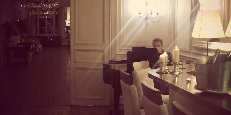 LAURENT JACQUEY PIANISTE, musicien Jazz en représentation à Val de Marne - photo de couverture n° 2