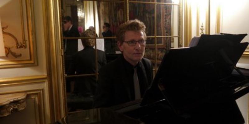 LAURENT JACQUEY PIANISTE, musicien Jazz en représentation à Val de Marne - photo de couverture n° 3