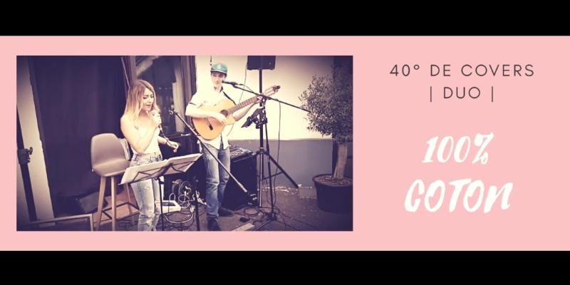 100%Coton, musicien Acoustique en représentation à Gironde - photo de couverture n° 3