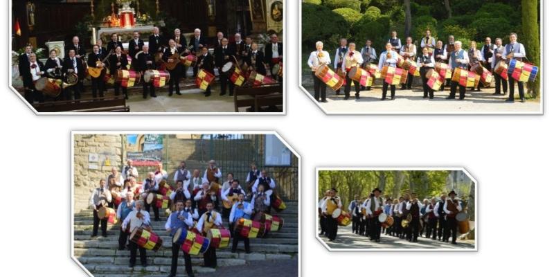 Li Festejaire, groupe de musique Folk en représentation à Gard - photo de couverture n° 2