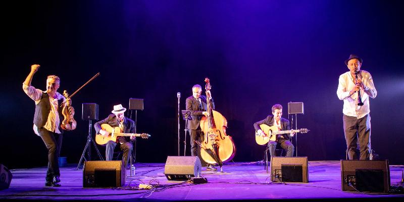David Bergeron, groupe de musique Jazz en représentation à Bouches du Rhône - photo de couverture n° 3