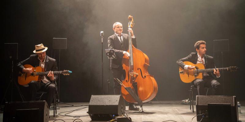 David Bergeron, groupe de musique Jazz en représentation à Bouches du Rhône - photo de couverture n° 2