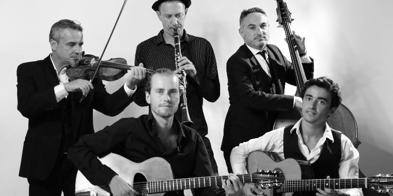 David Bergeron, groupe de musique Jazz en représentation à Bouches du Rhône - photo de couverture n° 1
