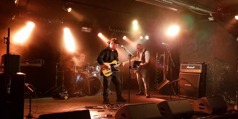 ABK6, groupe de musique Rock en représentation - photo de couverture n° 2