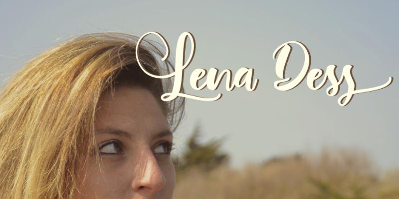 Lena Dess, groupe de musique Chanteur en représentation à Charente Maritime - photo de couverture n° 1