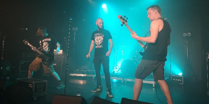 Les Poissons Morts, groupe de musique Métal en représentation à Yvelines - photo de couverture n° 3