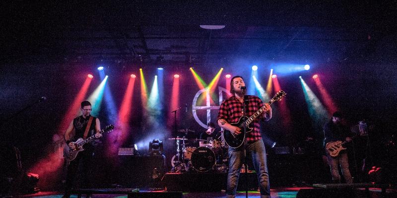 Echos-, groupe de musique Rock en représentation à Moselle - photo de couverture n° 1