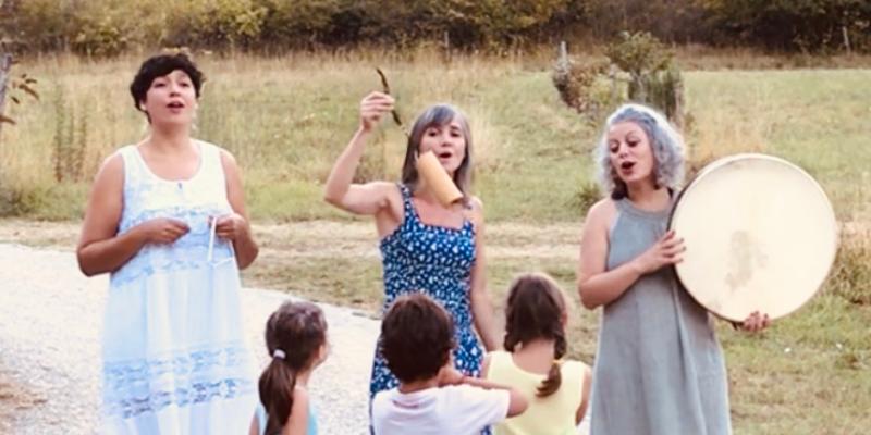 Anÿma, groupe de musique Chanteur en représentation à Paris - photo de couverture n° 2