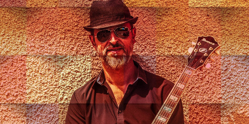 JEFF LOISELET, musicien Guitariste en représentation à Val de Marne - photo de couverture