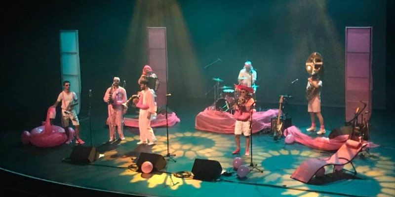Jérôme Souille, groupe de musique Rock en représentation à Haute Vienne - photo de couverture