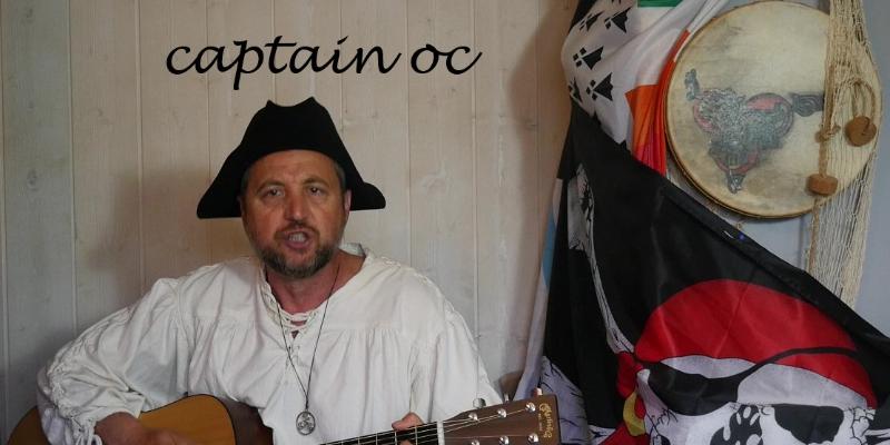 Captain OC, musicien Chanteur en représentation à Var - photo de couverture n° 2