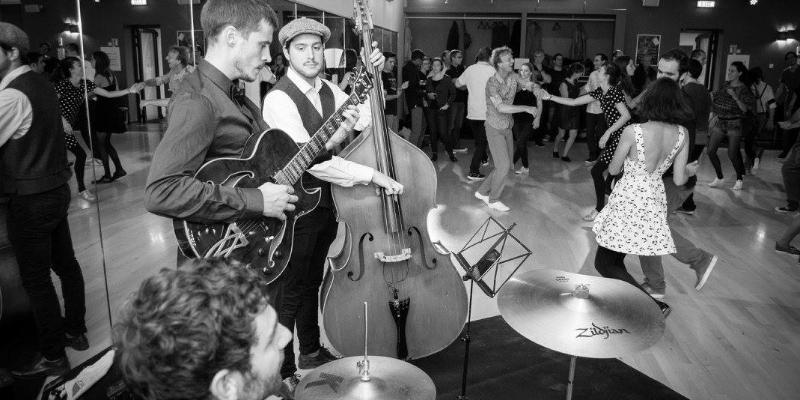 L'Épicerie Du Jazz, groupe de musique Soul en représentation à Paris - photo de couverture n° 2